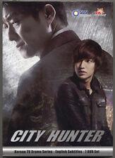 CITY HUNTER DVD - KOREAN TV DRAMA Box Set YA