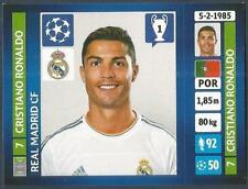 PANINI UEFA CHAMPIONS LEAGUE 2013-14- #090-REAL MADRID-CRISTIANO RONALDO