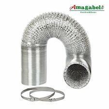 Coating Foil Extra Long Portable Air Conditioner Aluminum Exhaust Hose DuctTight