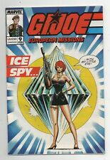 Marvel Comics Action Force #9 Copper Age
