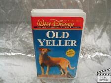 Old Yeller VHS Large Case