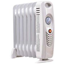 Topbuy 700W Mini Electric Oil Filled Radiator Space Room Heater Heating Machine