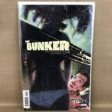 The Bunker #4 Comic Oni Press 2014 By Joshua Fialkov and Joe Infurnari