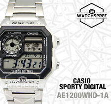 Casio Standard Digital Watch AE1200WHD-1A AU FAST & FREE*