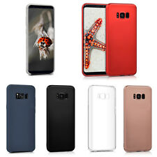 COVER COPERTURA CASE MORBIDA IN TPU COLORATA PER SAMSUNG S7 EDGE / S8 / S8 PLUS