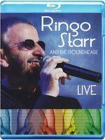 RINGO STARR - RINGO AND THE ROUNDHEADS (BLU-RAY)  BLU-RAY NEU