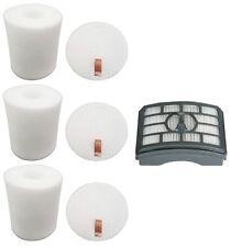 HEPA Filter & 3 Foam Kit for Shark Rotator Professional  Lift-Away NV501 NV552