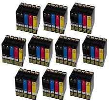 50 Drucker-Patronen für EPSON STYLUS BX305F BX305FW SX125 SX420W SX130 SX425