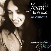 Joan Baez – In Concert Vinyl LP Vinyl Passion 2014 NEW/SEALED