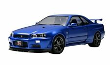 Tamiya 1 24 Nissan Skyline GT R V Spec II R34 Plamo Japan Toy Model