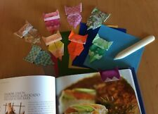 Handmade Origami Cat Bookmarks
