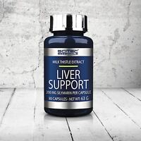 Scitec Nutrition Liver Support 250mg 80 Capsules