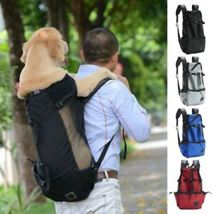 Out Carrier Backpack Double Shoulder Bag, Easy-Fit For Travel Hiking Camping AU
