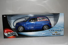HOT WHEELS DIECAST 1:18 SCALE, CHRYSLER PT PANEL CRUISER, HOT WHEELS DELIVERY