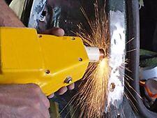 COMPLETE PROFESSIONAL AUTO Shop REPAIR STUD GUN WELDER w DENT 2 LB HAMMER PULLER