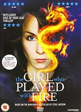 GIRL WHO PLAYED WITH FIRE -HMV [DVD][Region 2]