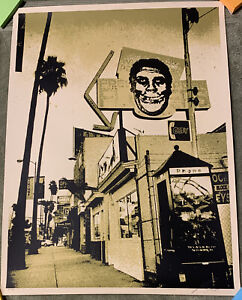 Obey Sheperd Fairey Print Signed 1 of 300 (2006)