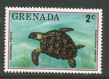 GRENADA 1976 HAWKSBILL TURTLE 1v  MNH