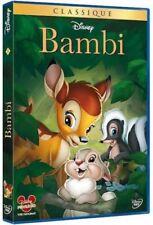 """DVD """"BAMBI"""" Disney  n  5    neuf sous blister"""