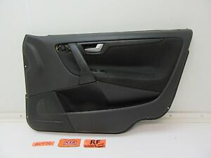 DOOR PANEL fits 01-09 VOLVO S60 60 FRONT RIGHT R RF PASSENGER SIDE CAR INTERIOR