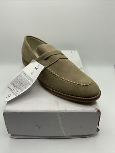 Find. Men's Suede Loafer Beige Size US 10 / EUR 43 / UK 9