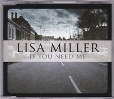 Lisa Miller - If You Need Me - CD (Level Tub LT001 2 x Track)