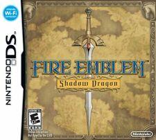 Fire Emblem:Shadow Dragon NDS 2DS Nintendo DS Video Game Original UK Release