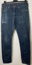 Vintage Levis Mens 508 Jeans W29 Inch /L32 Inch Dark Blue
