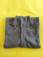 Mens cardigan SUIT Size S cashmere 5% silk 5% cotton 90%