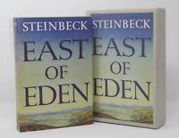 John Steinbeck - East of Eden - 1st 1st FEL Slipcase - First Edition Library
