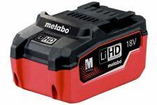 Metabo 18v 5.5ah LiHD Battery 625342000