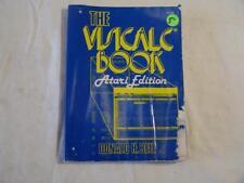 "ATARI BOOK  ""The Visicalc Book (Atari Edition)"" by Donald Bell"