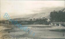 Beirut Lebanon Dog River Landscape Taken Navy officer HMS Ramillies 1930