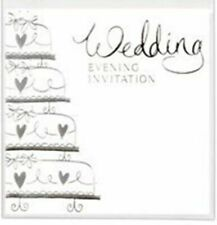 Simon Elvin Photographic Wedding Evening Party Invitations & Envelopes 6 Floral