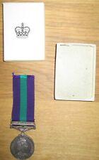 Malaya General Service Medal