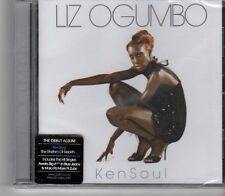 (FX263) Liz Ogumbo, Ken Soul (debut album) - 2010 Sealed CD