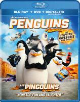 Penguins Of Madagascar (Blu-ray / DVD / Digita New Blu