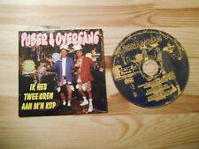 CD Schlager Puber & Overgang - Ik Heb Twee Oren Aan M'n Kop (3 Song) TIP TOP