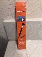MonoPod Extendable Selfie Stick w/Universal 1/4 Screw For Camera ZO7-1 A13