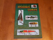 FISHING LURES Antique Fish Lure Collector Collecting Antiques Fisherman Book NEW