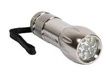 Camelion 9 LED Aluminium Flashlight (ct-4004 Silber) AR