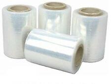 24 Mini Film estensibile trasparente Mini Roll 100 mm 300 GRAMMI Pellicola