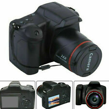 Digital SLR Camera 3 Inch TFT LCD Screen HD 16MP 1080P 16X Zoom Anti-shake ss