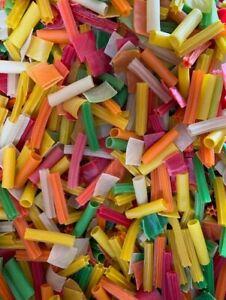 Indian Colourful mixed shapes FAR-FAR (Fryum) (Poppadom) Uncooked Wheat Snacks
