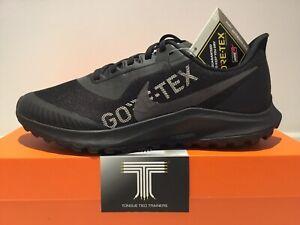 Nike Air Zoom Pegasus 36 Trail GTX GORE-TEX ~ BV7762 001 ~ Uk Size 12~ Euro 47.5