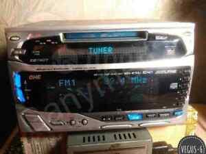 Alpine MDA-W750J Rare MD / CD / DSP Head Unit High-End Old School Japan