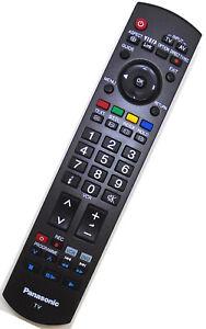 Genuine Panasonic EUR7737Z50 TV Remote For TH-37PX70E TH-42PX70B TH-50PX70E ...