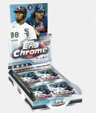 Most @ .20 Cents Ea! 2021 Topps Chrome You Pick Complete Your Set 1-220