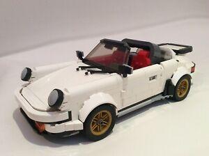 Lego Creator  Custom Built Porsche Targa 911 42056 10242