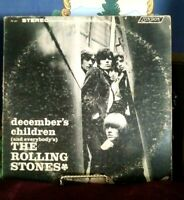 The Rolling Stones ‎– December's Children (And Everybody's)